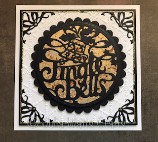 Image result for Creative Expressions Paper Cuts Jingle bells