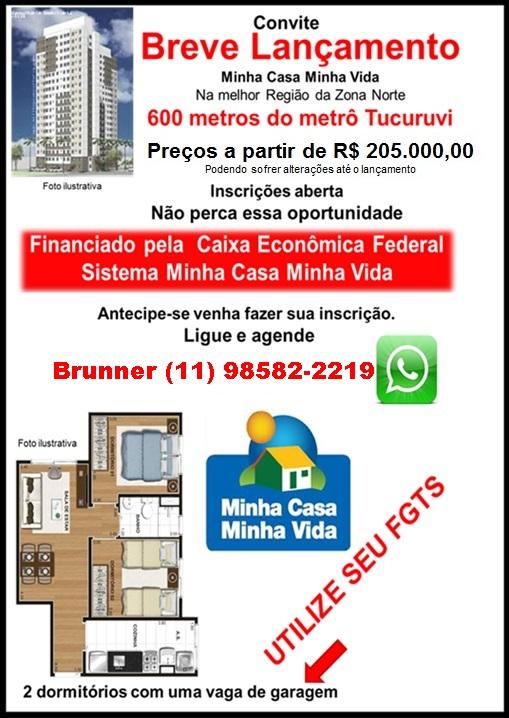 Mixer Norte apartamentos de 1, 2 e 3 dormitórios próx. ao metrô Tucuruvi 8af8ea8e93