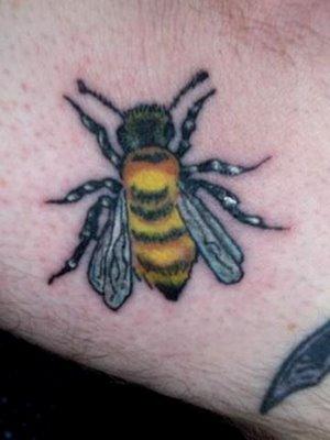 7fd700363 Bumble Bee Tattoos