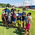 Codajás e Beruri recebem visita da Faar para identificar soluções de desenvolvimento esportivo
