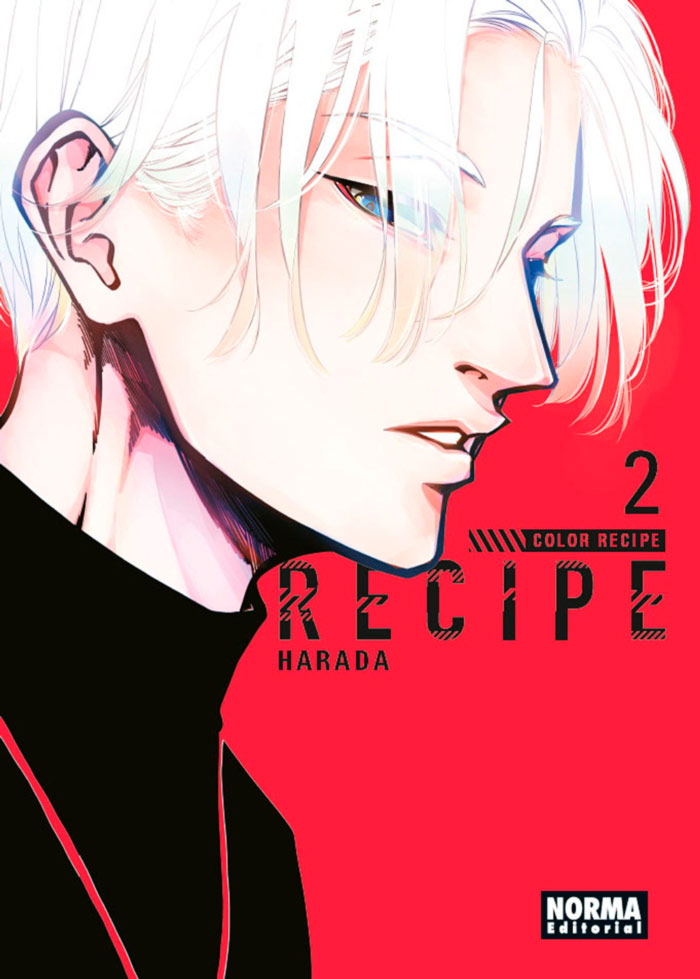 Color Recipe #2 (Harada) - Norma Editorial