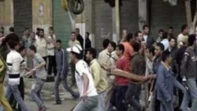 مشاجرة بالأسلحة النارية بجرجا سوهاج تسفر عن مصرع طفل وهذا العدد من الاصابات
