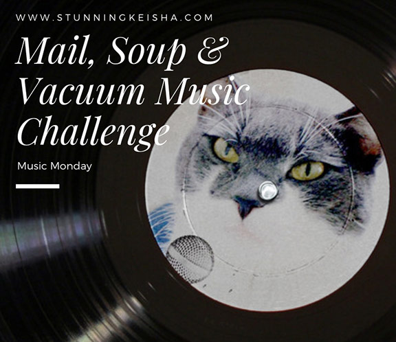 The Mail, Soup & Vacuum Music Challenge