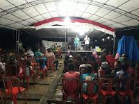 Bhabinkamtibmas Kelurahan Klasuluk Hadiri Acara Syukuran 17-an Agustus Sekaligus Penyerahan Hadiah Lomba