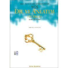 Altın Anahtar YGS Türkçe Dil ve Anlatım Konu Anlatımlı