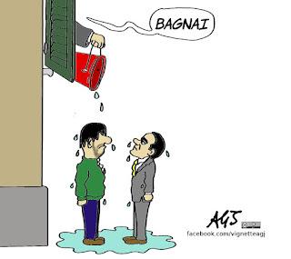 bagnai, mattarella, quirinale, savona, alternative, politica, ministri, governo, satira, vignetta