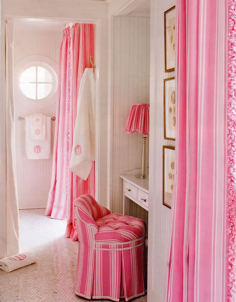 Zsazsa Bellagio Like No Other Pretty In Pink Interiors