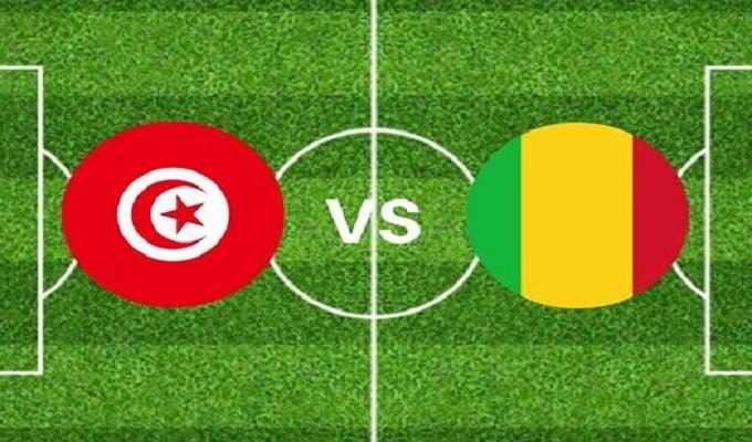 مشاهدة مباراة تونس ومالي اليوم