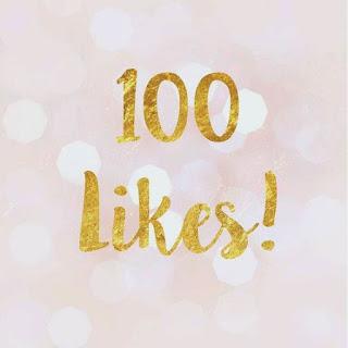 Youhou! Anilouka* a atteint 100 likes sur ma page Facebook!  Je suis très touchée et je remercie chacun de vous pour votre soutien! Pour ceux qui ne suivent pas encore Anilouka*,  cliquez ici pour me rejoindre.