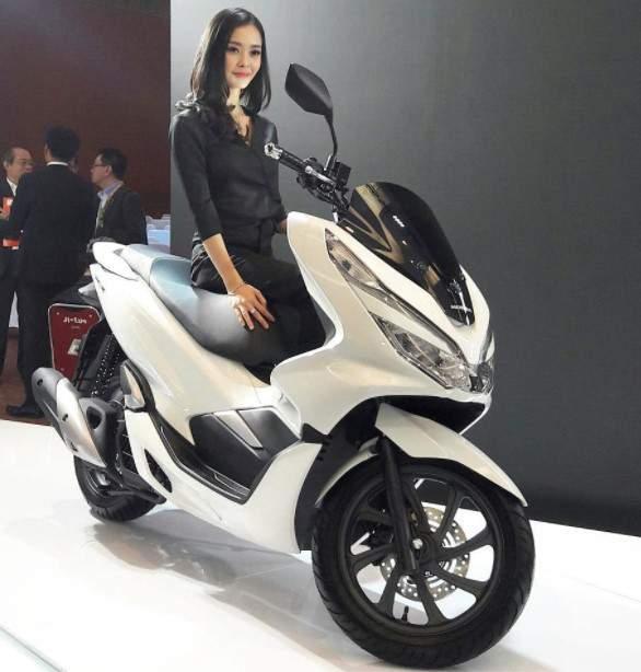 All_New_Honda_PCX_150_putih