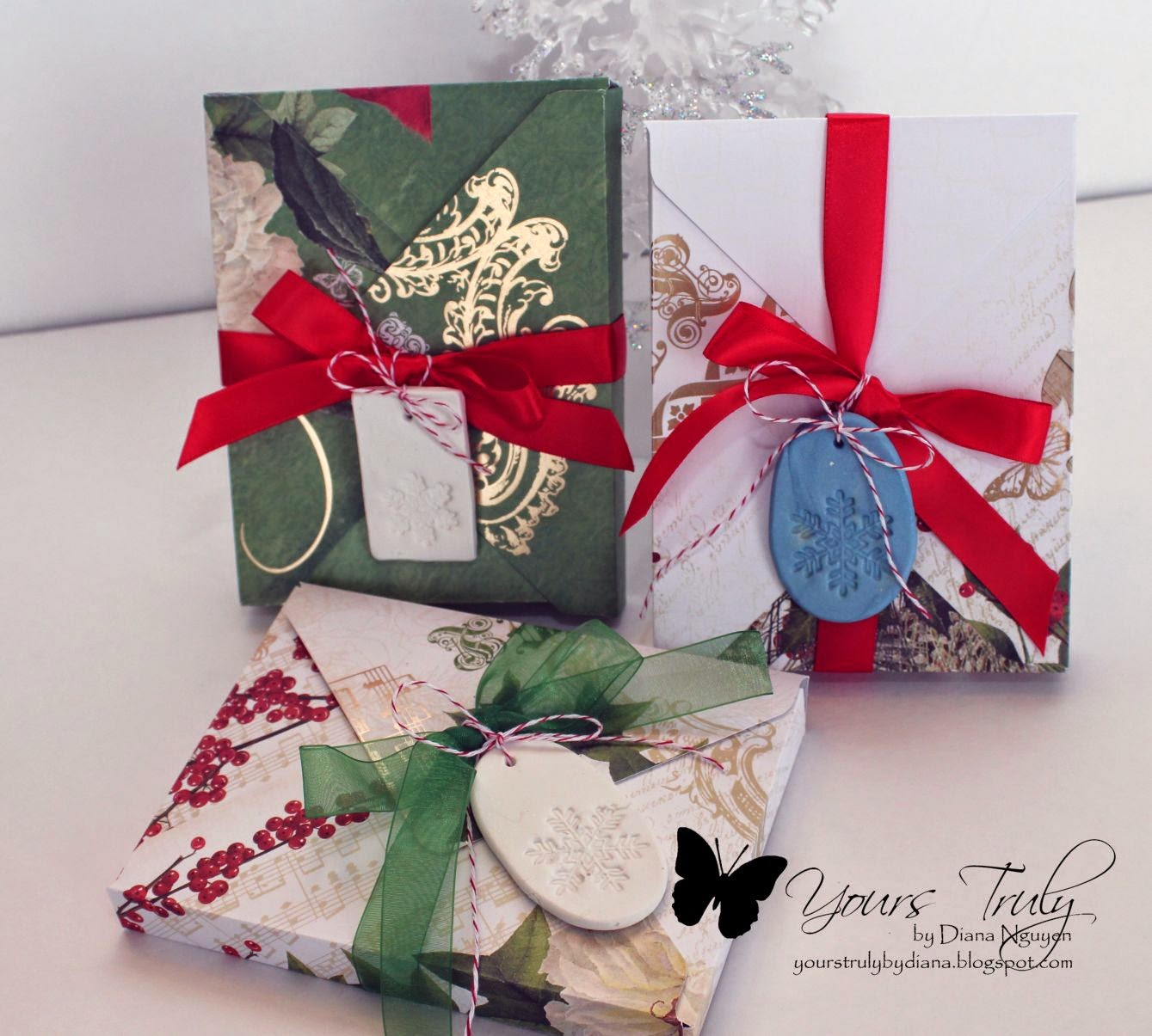 Diana Nguyen, gift box, teacher gift
