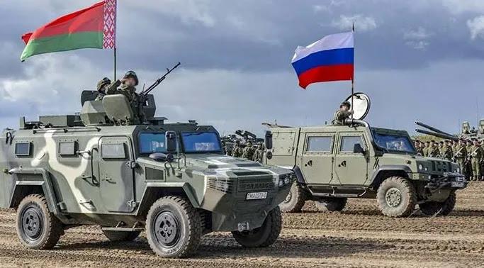 «Συναγερμός» στην Αν. Ευρώπη! Προειδοποιεί η Μόσχα για την Λευκορωσία! vid