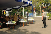 Amankan Jalanya Pilkades di Lebak, 370 Personel BKO Polda Banten Diterjunkan