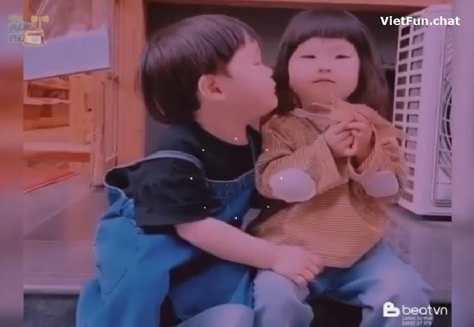 Khi tôi được Crush hôn