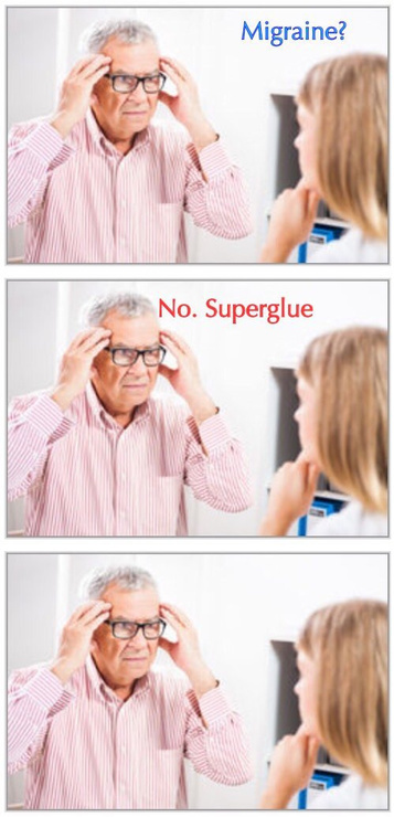 Migraine Superglue