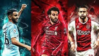 تعرف علي اللاعبين العرب المحترفين في اوروبا