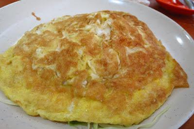Nana Original Thai Food, omelette
