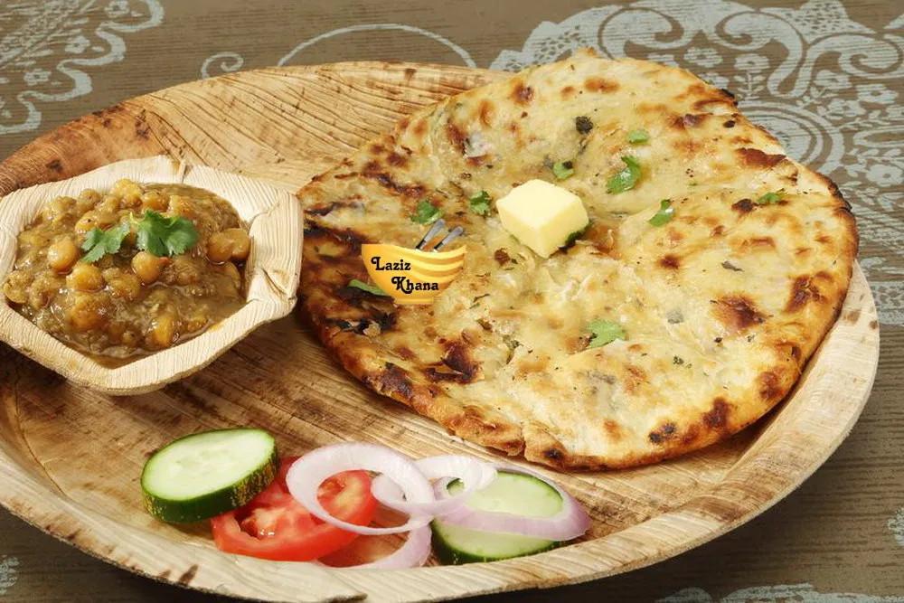 Tawa Kulcha Recipe in Hindi