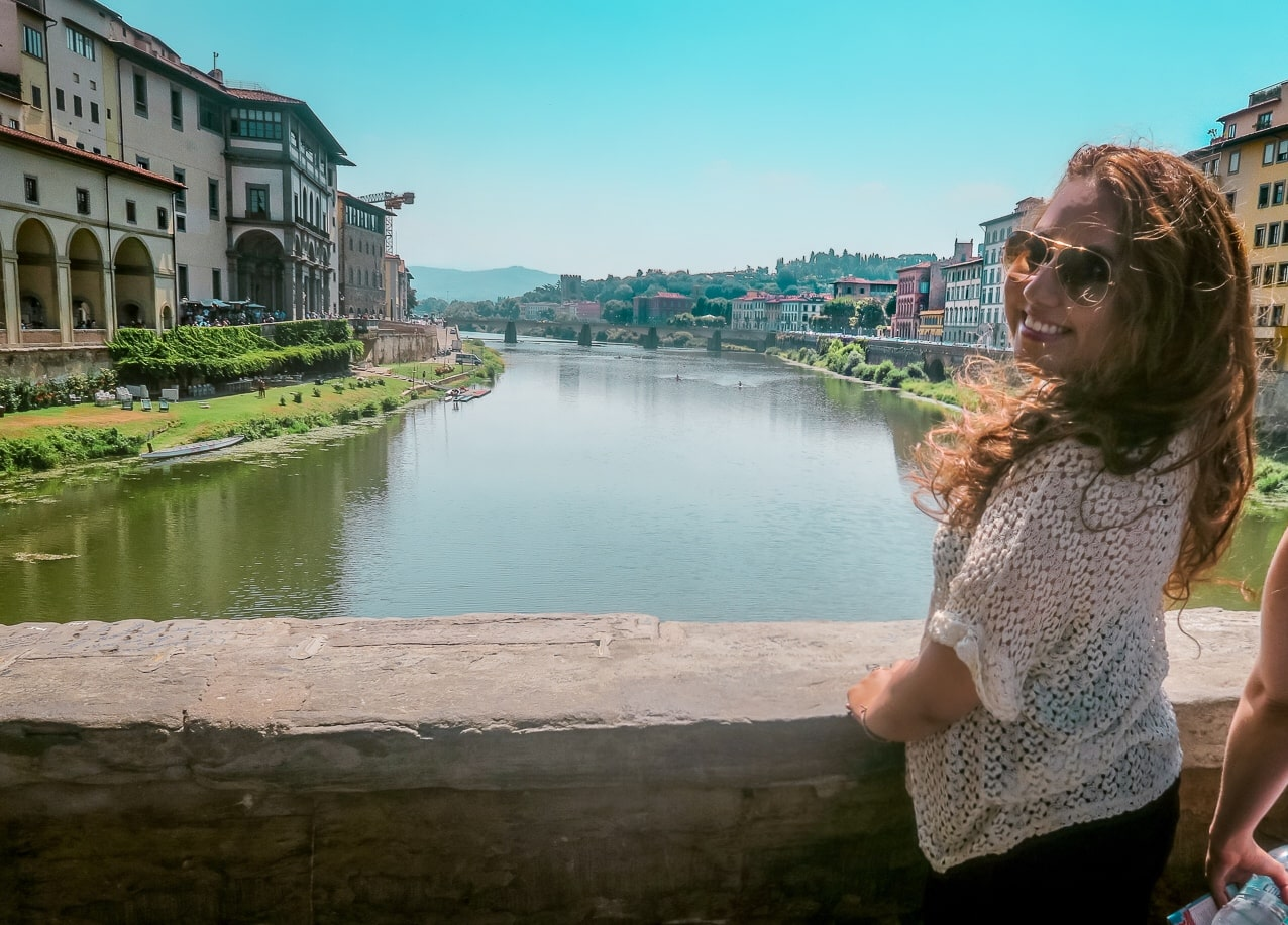 WanderlustBeautyDreams, Latina Travel Blogger, Florence Italy Travel Guide, Ponte Vecchio