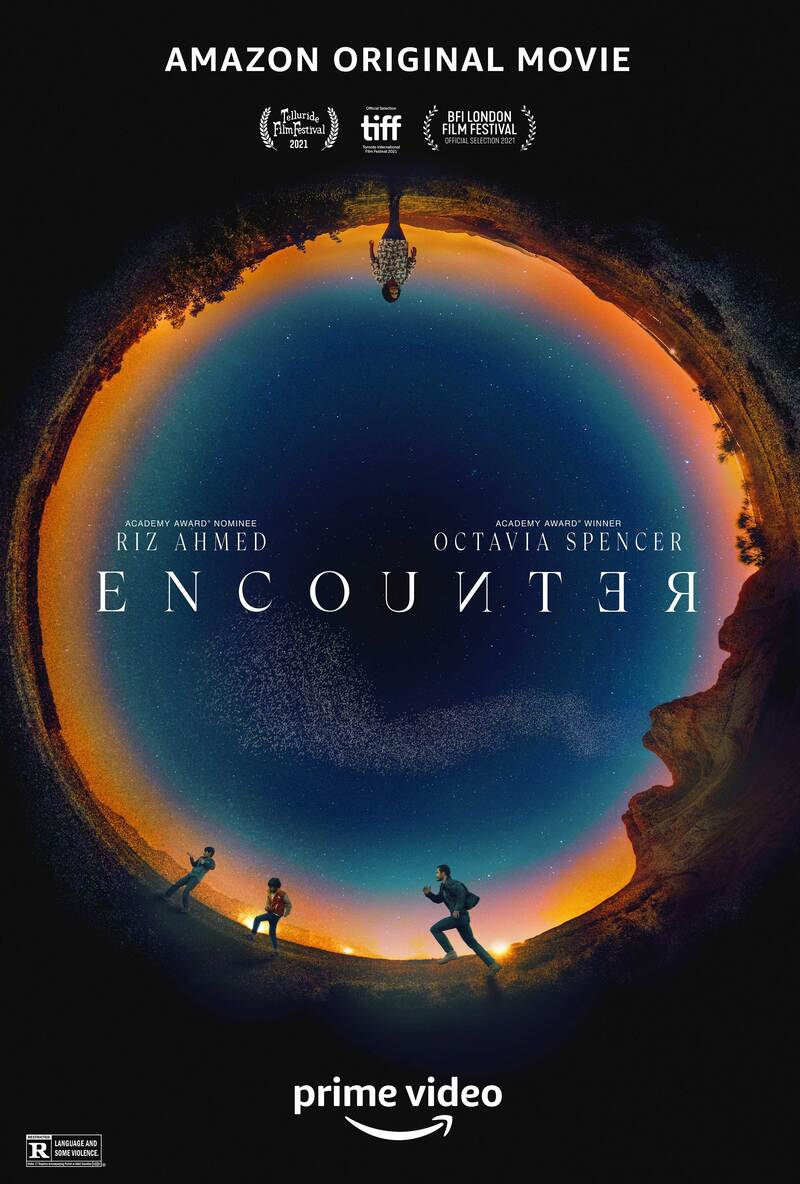 encounter movie poster