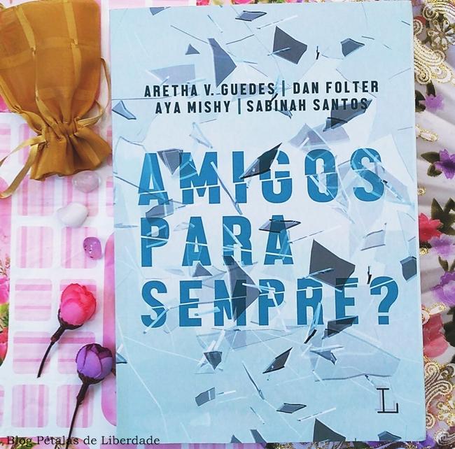 Resenha, livro, Amigos-para-sempre, Ler-Editorial, LuvBook, blog-literario-petalas-de-liberdade, kindle-unlimited, capa