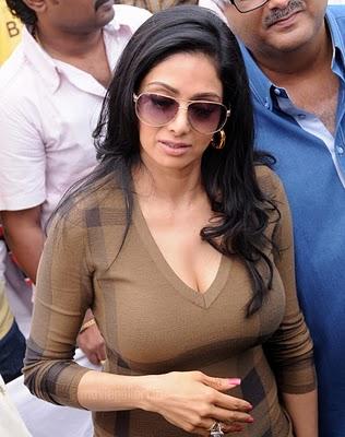Bollywood Actress Sridevi Hot