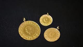 سعر الذهب وليرة الذهب ونصف الليرة والربع في تركيا اليوم الجمعة 9/10/2020