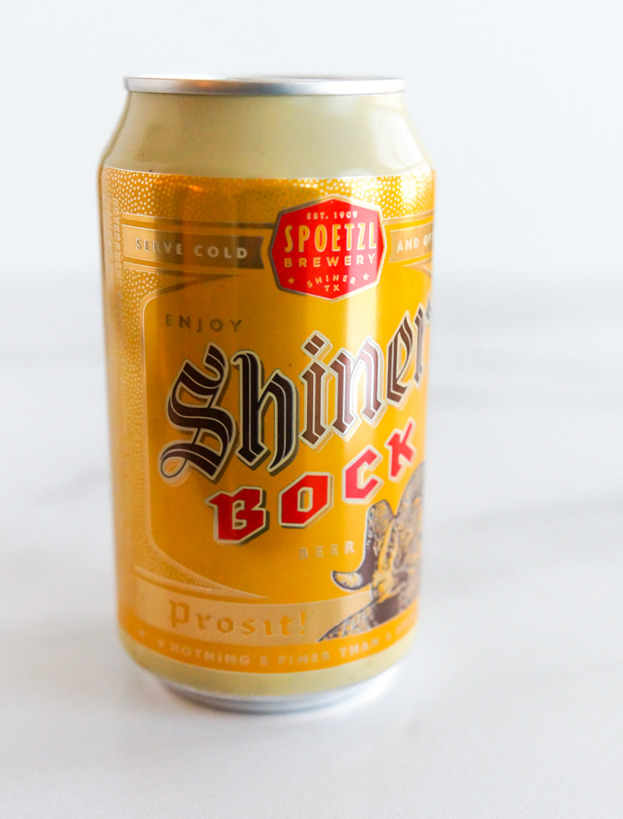 shiner beer for slow cooker tacos