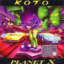 Koto - Planet X kislemez