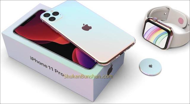 Membedakan iPhone 11 Pro Max Asli Palsu Original KW Replika HDC