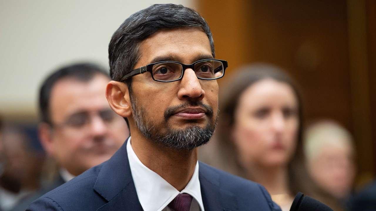 La testimonianza del CEO di Google alla Camera USA in merito all'antitrust