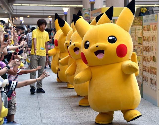 Pokémon Go supera a las Páginas para Adultos en Internet
