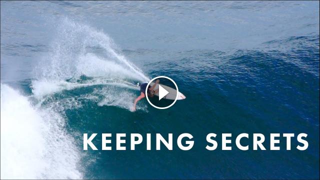 Keeping Secrets 6 of the Best Surfers Take on Uluwatu