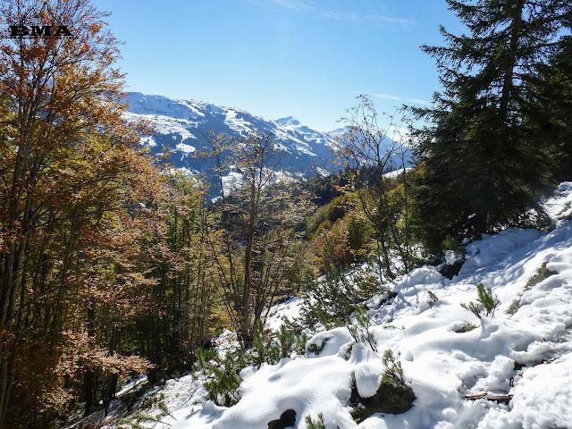 wandern kitzbüheler alpen - wanderung gampenkogel brechhornhaus - outdoor blog bma