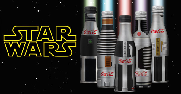 Coca Cola Amp Star Wars Concept On Packaging Of The World