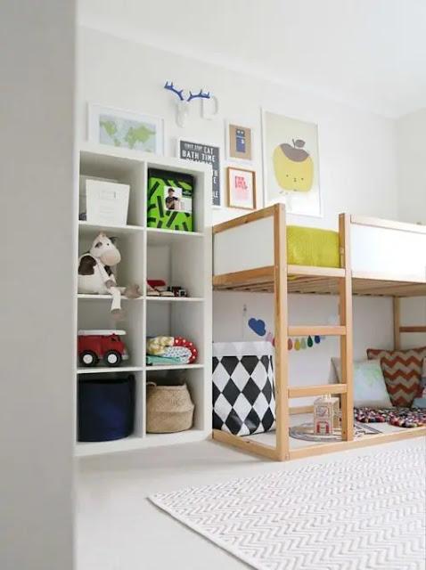 ديكورات غرف نوم اطفال صغيرة 2021
