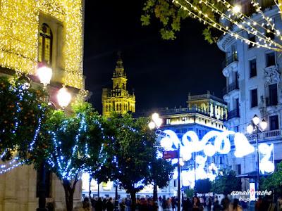 Sevilla - Navidad 2019 - Avda. de la Constitución 02