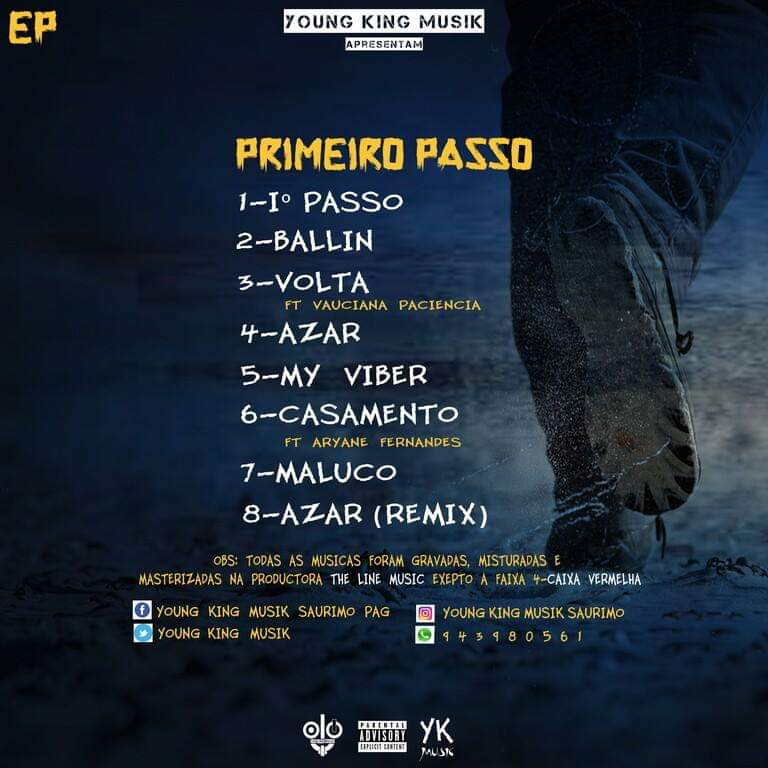 Young King - Ep 1° Passo (Rap)