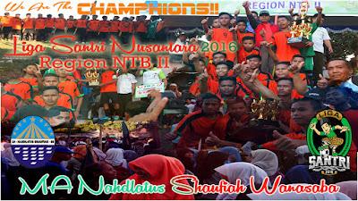 Ponpes Nahdlatus Shaufiah Wanasaba