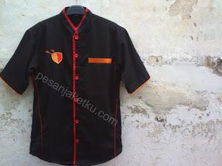 Pesan Baju COC Desain Sendiri