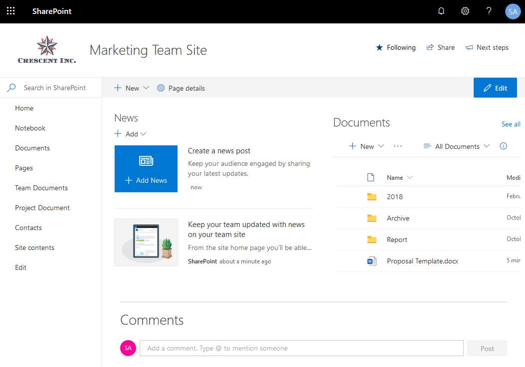 sharepoint online convert classic page to modern