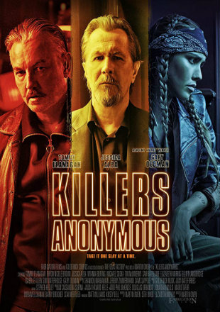 Killers Anonymous 2019 Full Movie Download Hindi Dubbed HDRip 720p