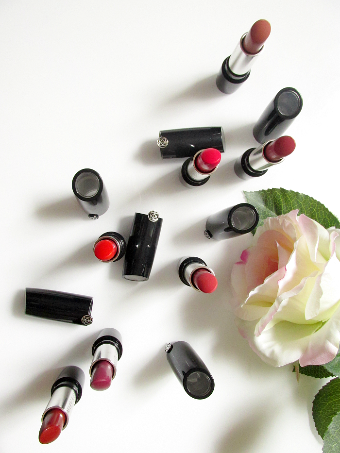 Mary Kay - Gel Semi-Matte Lipsticks - Review, Swatches