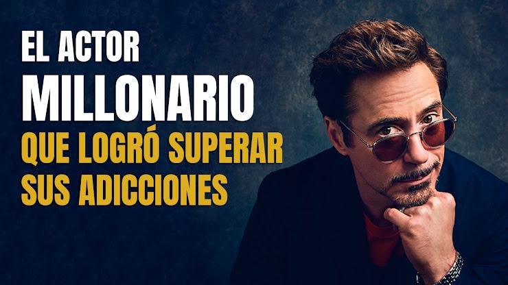 La historia de Robert Downey Jr
