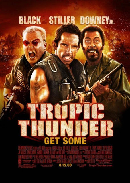 Tropic Thunder movie
