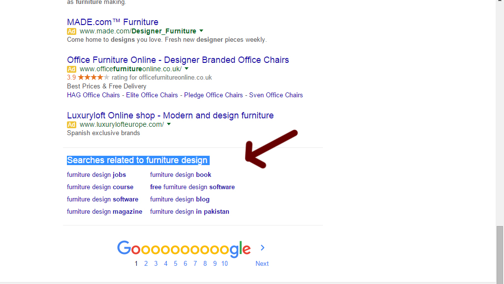 how to use searches related results effectively to make your brand