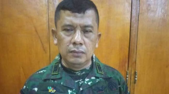 Bawa Senjata Airsoft Gun dan Pisau, TNI Gadungan di Medan Diciduk Polisi