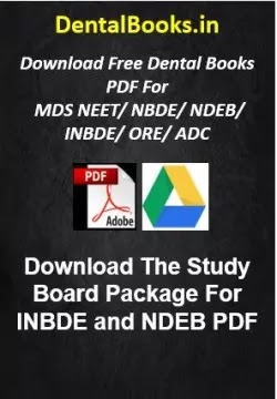 Download The Study Board Package For INBDE and NDEB PDF