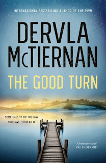 The Good Turn by Dervla McTiernan book cover