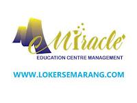 Loker Semarang Lulusan SMA SMK di Pusat Kursus Edukasi Miracle